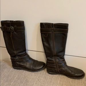 BOC Brown Leather Boots